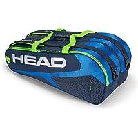 HEAD Unisex– Erwachsene Elite 9r Supercombi Tennistasche