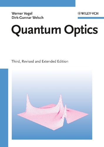 Quantum Optics: An Introduction