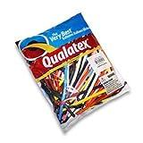 Qualatex Q260 - Assorted balloons (100 pcs. per bag) - Accesorios - Trucos Magia y la magia