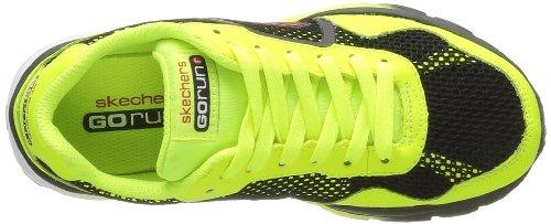 Skechers GO Supreme Jungen Sneakers Gelb (YLBK)