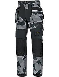 Snickers workwear 6902 - Pantalones de trabajo de trabajo flexi más con hp, 8704048