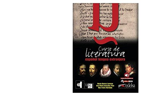 Curso de Literatura (ed 2015) - Livre + CD