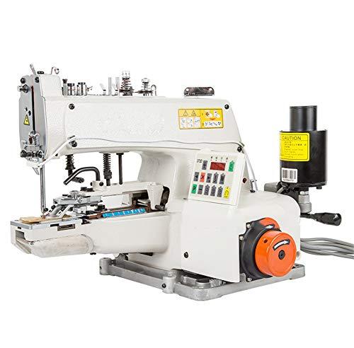 Homeure Computarizado Máquina de Coser Industriales Remalladora Maquina de Bordar Profesional Maquina Overlock para Principiantes Coser y Bordar
