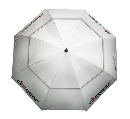 Clicgear doble Canopy Paraguas (68cm) Clicgear