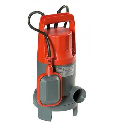 Pompe de relevage eaux usées PRIMA WASTE 900w, D40x49, avec cable de...
