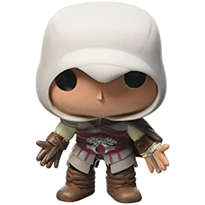 Funko Pop Ezio con traje negro (Assassin's Creed 21) Funko Pop Assassin's Creed