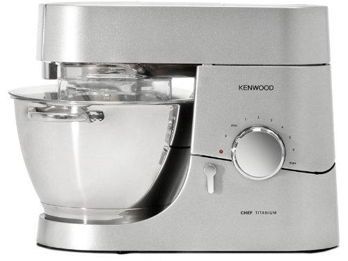 Kenwood - Robot de cocina, 1400 W, vaso de 4.6 litros