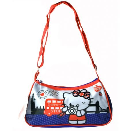 Made in Trade petitac CMS. Hello Kitty Teen, Baumwolle, Schwarz, 22,5 x 10 x - Hello Kitty Teen