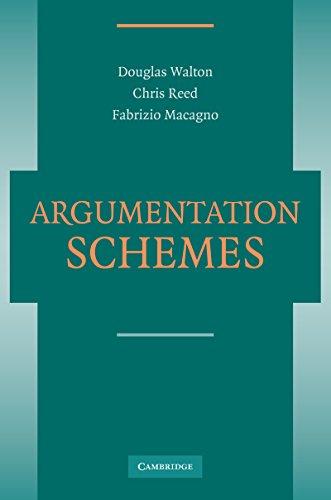 Argumentation Schemes (English Edition)