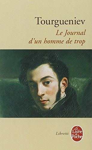 Le Journal d'un homme de trop