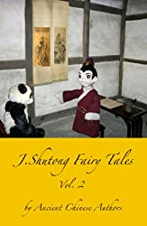 J.Shutong Fairy Tales Vol.2 : Plant , by ancient Chinese authors (English Edition)