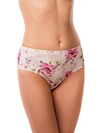 """ROSME Lingerie Damen Slip Panty, Kollektion """"Magical Garden"""""""
