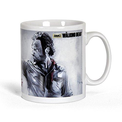 Walking Dead Kaffee Becher Rick Grimes Tasse zur -