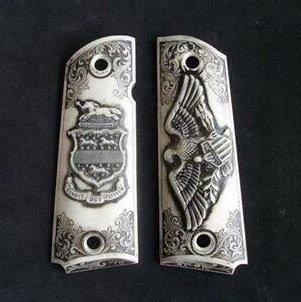 1911Grips resina Grips pistola Colt Kimber 1911Full Size