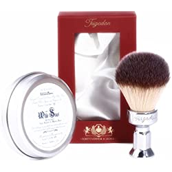 Wild Seas Luxury Shaving Soap and Fortitudinem Shaving Brush