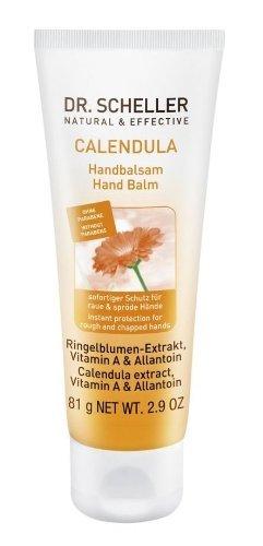 DR. SCHELLER Ringelblumen Handbalsam Intensiver Schutz für raue & rissige Hände