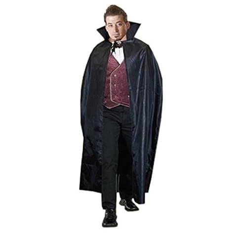 Dracula Costume - Déguisement Halloween avec cape de Dracula Noir/rouge