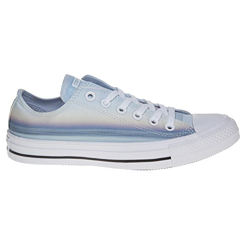 Converse All Star Ox Femme Baskets Mode Bleu BLUE|MULTI