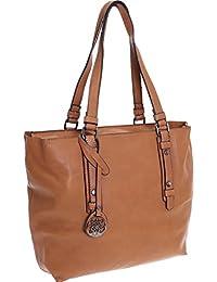 fc725debfa3 Bag in Bag XXL-Tasche Raumwunder die perfekte City Damen-Umhängetasche  Schulter Tasche Messenger Bag weiblich lässige Tasche…