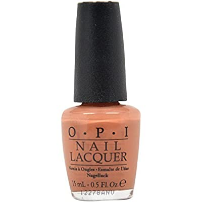 OPI Nail Polish, Orange and Coral Shades