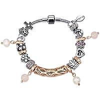 Mestige Spiritual Bracelet with Swarovski Crystals