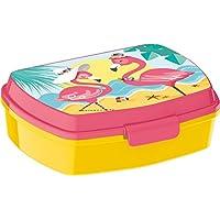 Flamingo Sommer Strand Brotdose preisvergleich bei kinderzimmerdekopreise.eu