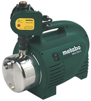 Metabo 0250330100 Hauswasserautomat HWA 3300 S von Metabo
