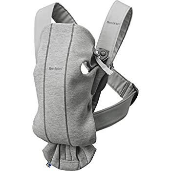 50980c786d6 BABYBJÖRN Baby Carrier Miracle (Black/Silver, Cotton Mix): Amazon.co ...