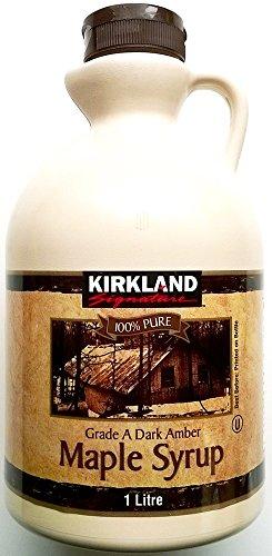 Kirkland Sirop d'érable - 1 x 1Ltr
