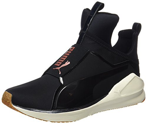Puma Fierce VR Scarpe Sportive Indoor Donna Nero Black Whisper