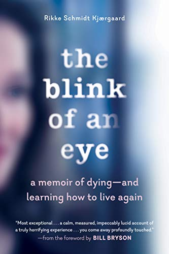 The Blink of an Eye: A Memoir of Dying--And Learning How to Live Again - Blink Eye