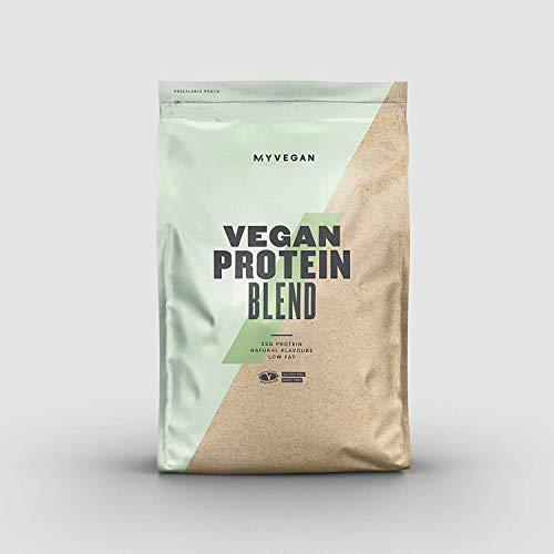 MY Protein VEGAN Protein BLEND Coffee & Walnut 2500g|NEW|Pflanzen Protein|22g Protein pro Portion|Keine Zusatsstoffe