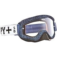 Spy Motocross Goggle MX Frusta - cancella af w/inserisci, taglia unica