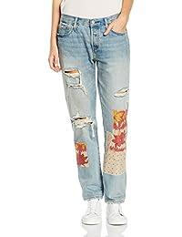 Levi's Vaquero 501 Ct Jeans For Women Azul Lavado W27L36