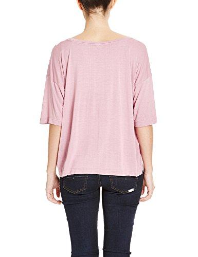 Bench Damen T-Shirt Speechifying Violett (Orchid Haze PK024)