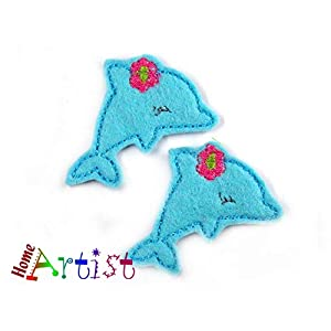 Delfin Haarspange für Kleinkinder – freie Farbwahl