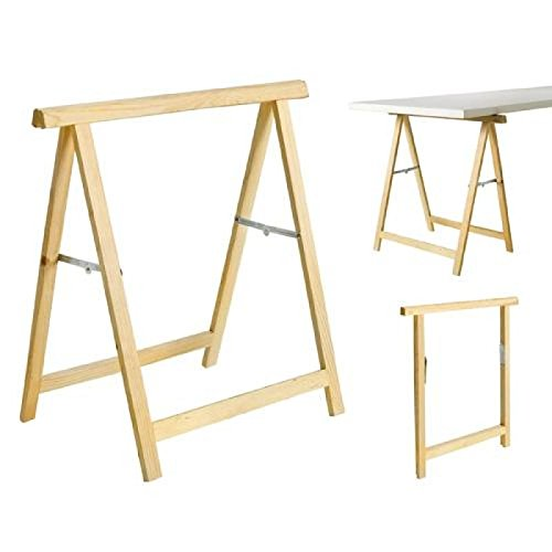 41eiy9gyBVL UK BEST BUY #1Wolfpack 05110500   Trestle (Wood, 75 x 75 cm High) price Reviews uk