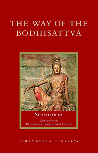 The Way Of The Bodhisattva (Shambhala Library) por Shantideva