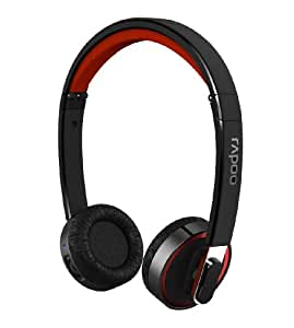 RAPOO H6080 Foldable Bluetooth Headset (Black)