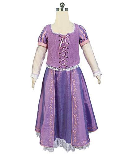 (MingoTor Prinzessin Dress Cosplay Kostüm Kind Ver Maßanfertigung)