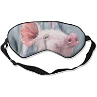 Sleep Eye Mask Cute Pig Pink Lightweight Soft Blindfold Adjustable Head Strap Eyeshade Travel Eyepatch E5 preisvergleich bei billige-tabletten.eu