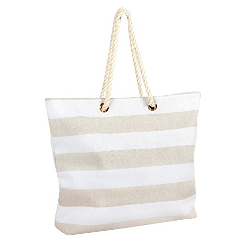 Zipped Beach Bag Amazon Co Uk