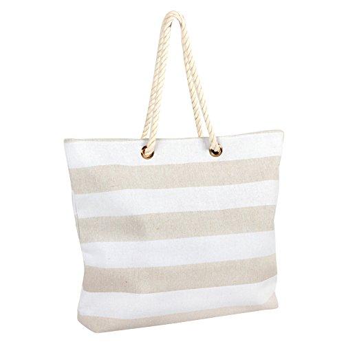 Zipped Beach Bag: Amazon.co.uk