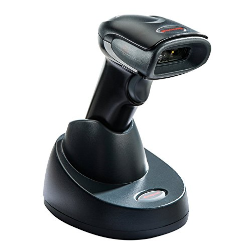Honeywell Voyager 1452G2D Wireless Area-Imaging Scanner Kit (1D, PDF417, and 2D) , Includes Cradle and USB Cable