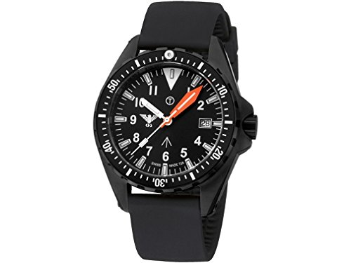 KHS Mens Watch MissionTimer 3 | OT KHS.MTAOT.SB