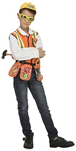 My Other Me - Disfraz Yo Quiero Ser Constructor, 5-7 años (Viving Costumes 204138)