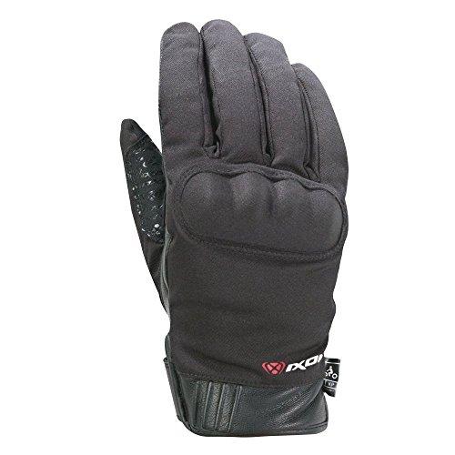 Ixon-Coppia di guanti moto Pro Verona dimensioni Nero, Taglia XL