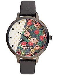 Reloj mujer Charlotte rafaelli (acero Floral 38 mm crf026