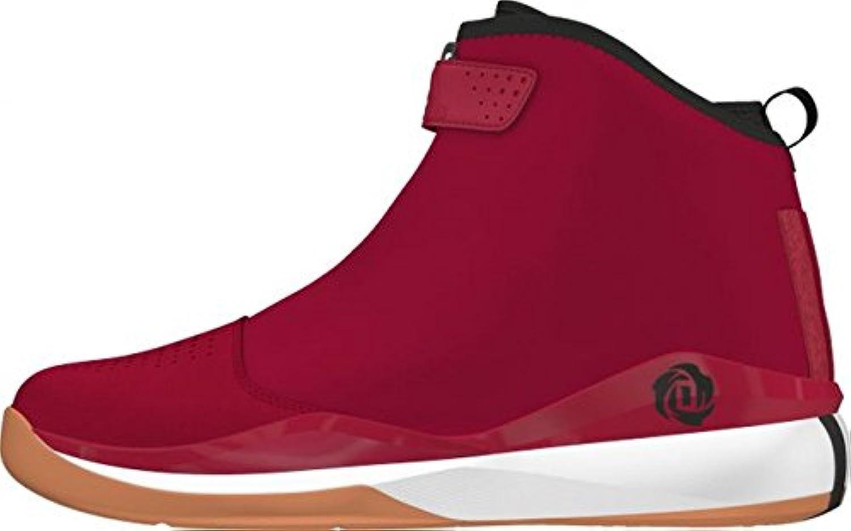 adidas D Rosa 773 Lux Zapatillas de baloncesto Hombre - rojo / negro / blanco, 6  -