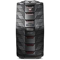 Acer Predator G6-710 Desktop-PC (Intel Core i7-7700K, 8GB RAM, 256GB PCIe SSD, 2.000 GB HDD, GeForce GTX 1080 8GB VRAM, DVD, Win 10) schwarz